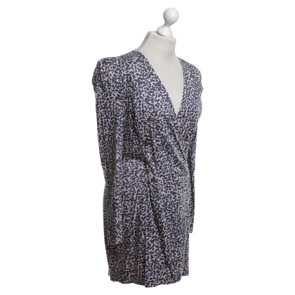 French Connection Kleid mit Animal-Print