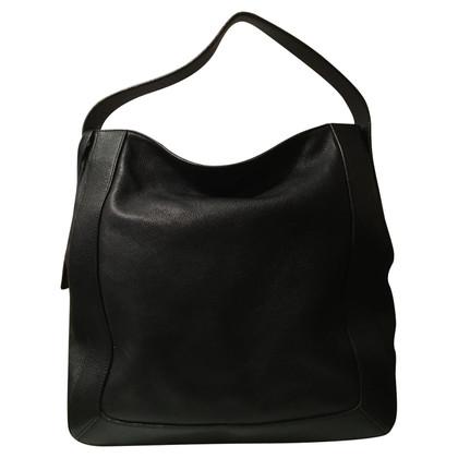Coccinelle Zwarte schoudertas