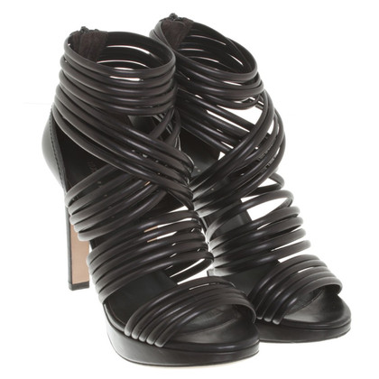 Hugo Boss Sandals in zwart