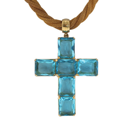 Valentino Chain with cross