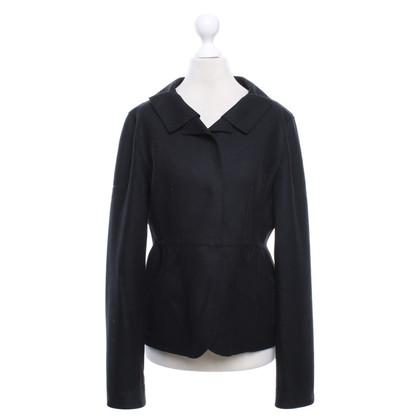 Miu Miu Jacket in zwart