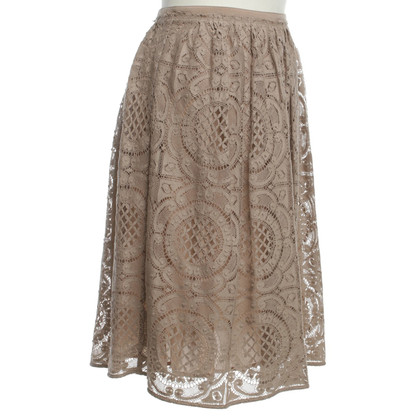Burberry Lace skirt in nude