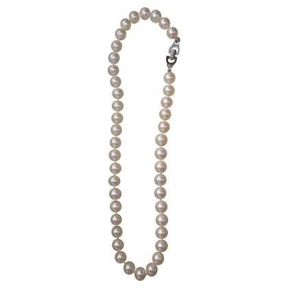 Christian Dior collier de perles