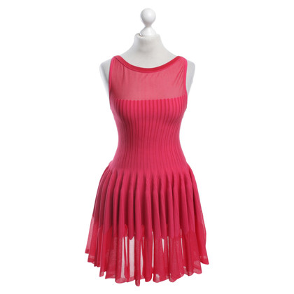 Alaïa Dress in red