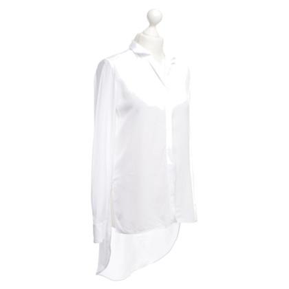 Hugo Boss Weiße Bluse