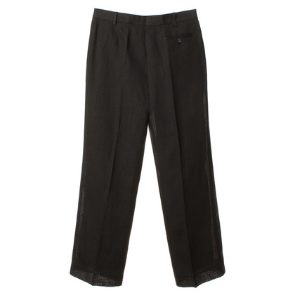Calvin Klein Trousers in dark brown