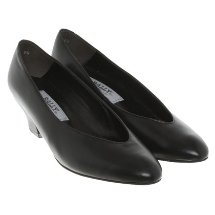 Bally Pumps in Schwarz