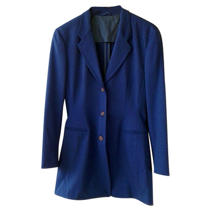 Sport Max Blue wool jacket