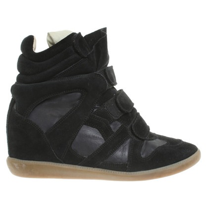 Isabel Marant Wedges in black
