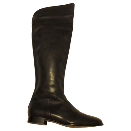 Loro Piana Leather Boots