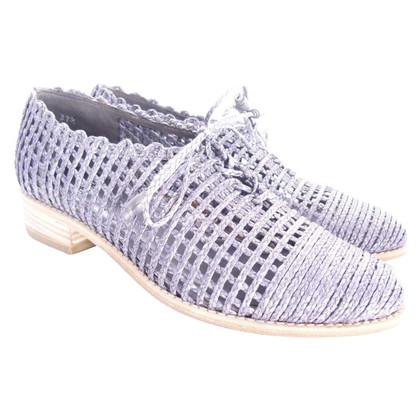 Stuart Weitzman lace-up shoes