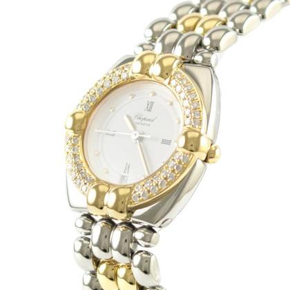 "Chopard ""Gstaad Lady Diamonds Quartz"""