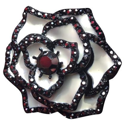 Chanel Chanel camellia brooche