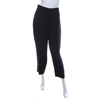 Sonia Rykiel trousers in dark blue