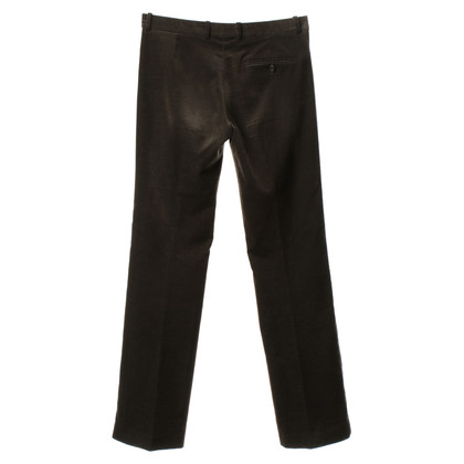Joseph Trousers in dark brown