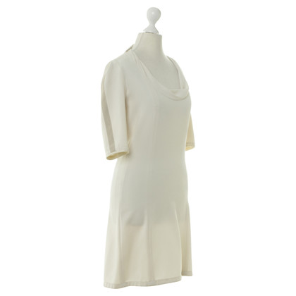 Gaspard Yurkievich Mini dress in cream colours
