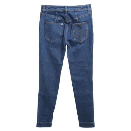 Louis Vuitton Jeans in Blau