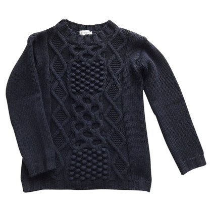 Moncler  Pullover mit Zopfmuster