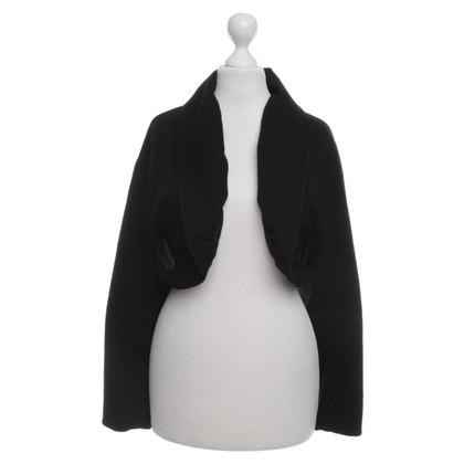 Donna Karan Bolero Blazer in Black
