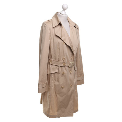 St. Emile Trench in beige