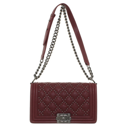 "Chanel ""Boy Bag Medium"" from vintage calf leather"
