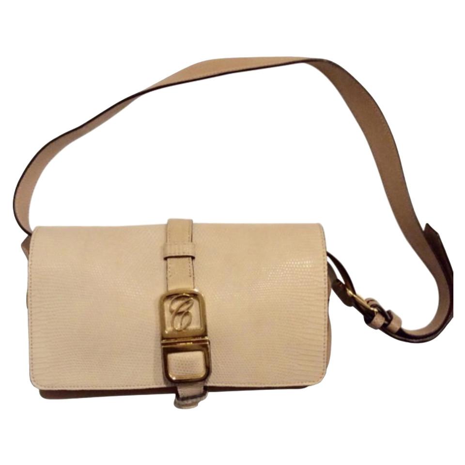 Chloé Chloé handbag exotic leather beige