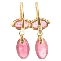 Pomellato Ohrringe in Rosé/Gold