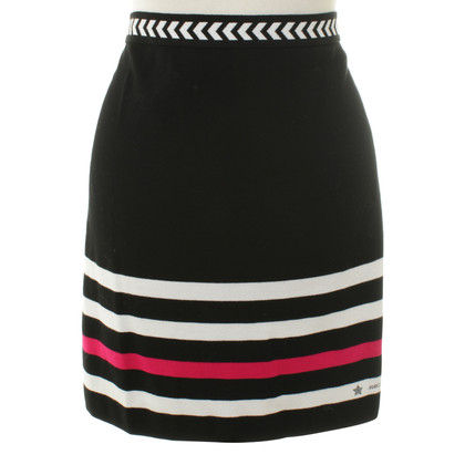 Marc Cain skirt with stripes