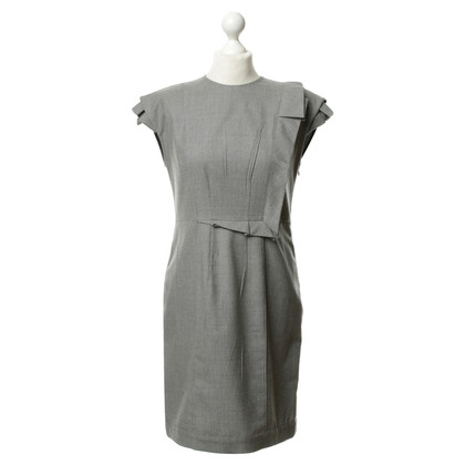 Miu Miu Wollkleid in Grau