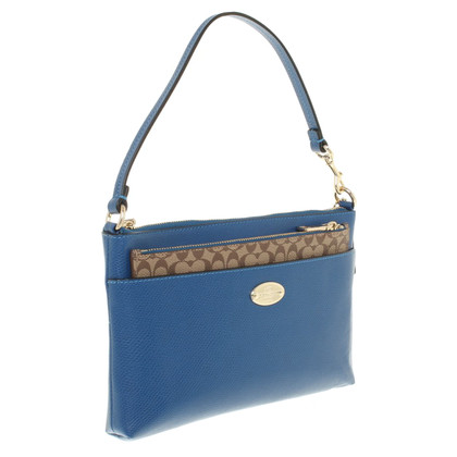 Coach Small handbag in blue