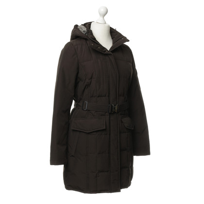 Woolrich Winter coat in dark brown