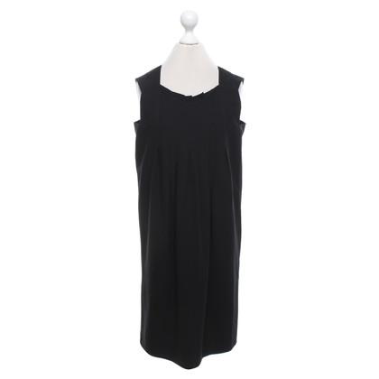 Stefanel Kleid in Schwarz