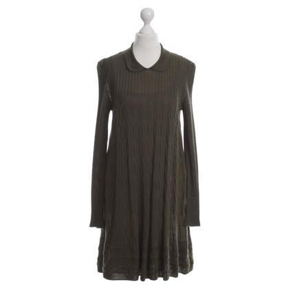 Missoni Getextureerde knit jurk