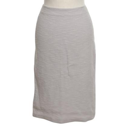 Giorgio Armani skirt in light gray