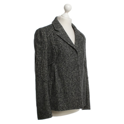 Prada Blazer in black / grey