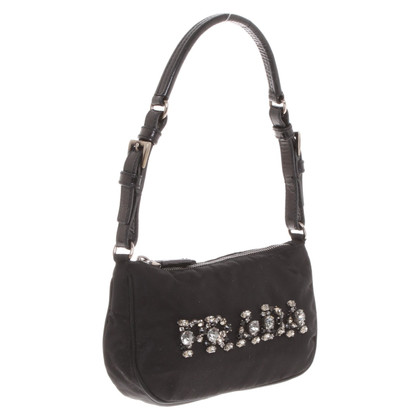 Prada Petit sac à main en nylon