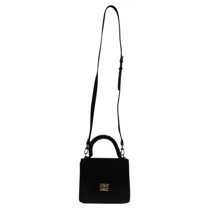 Lili Radu Handbag with braided handle