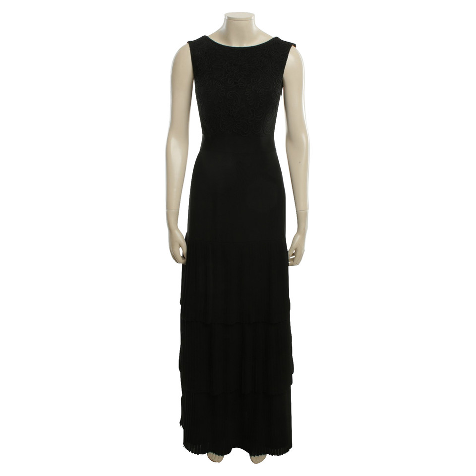 Ted Baker Evening dress in black - Buy Second hand Ted Baker Evening ...