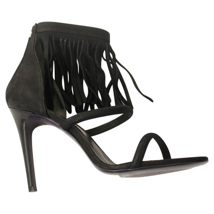 Laurèl pumps with fringes