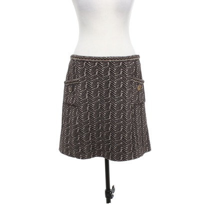 Maliparmi skirt with pattern