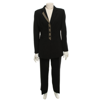 Armani Pantsuit in black