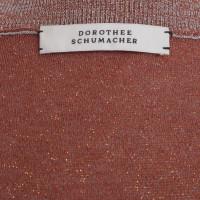 Dorothee Schumacher Weste mit Glitzerfäden