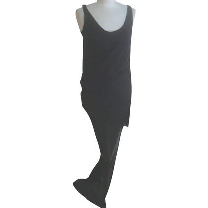 Helmut Lang Vestito drappeggiato