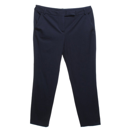 Reiss trousers in dark blue