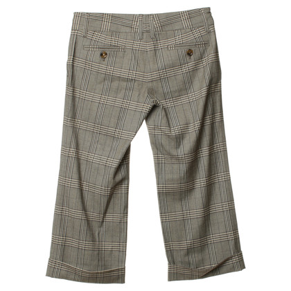 Dolce & Gabbana Pants with Plaid