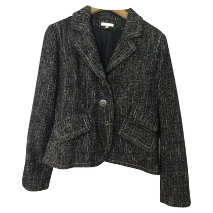 Paule Ka BLACK AND WHITE BLAZER