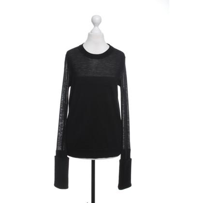 Strenesse Wool sweater in Black