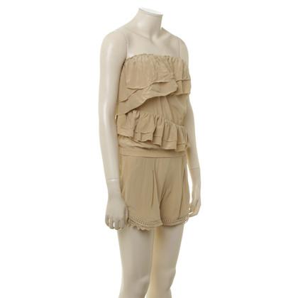 Patrizia Pepe Jumpsuit made of silk