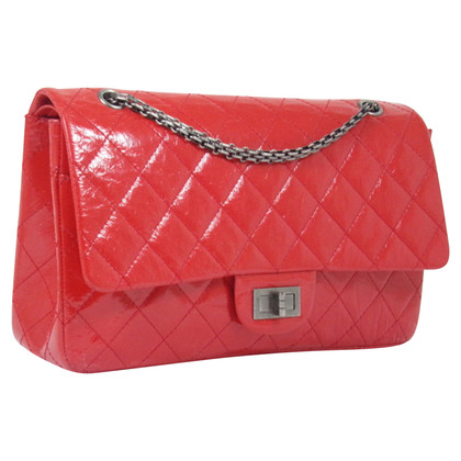 Chanel Reissue Jumbo destressed