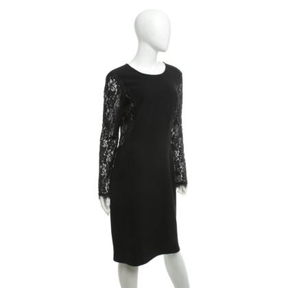 Diane von Furstenberg Jurk in zwart
